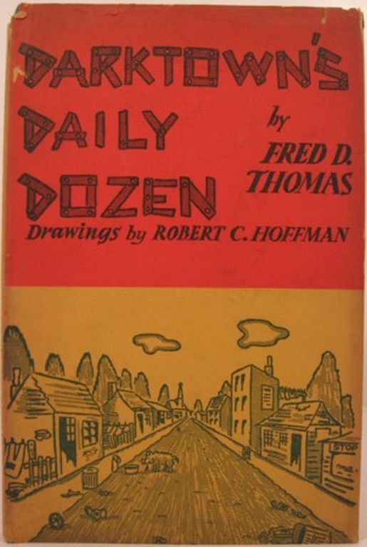 DARKTOWN'S DAILY DOZEN. Fred D. Thomas.