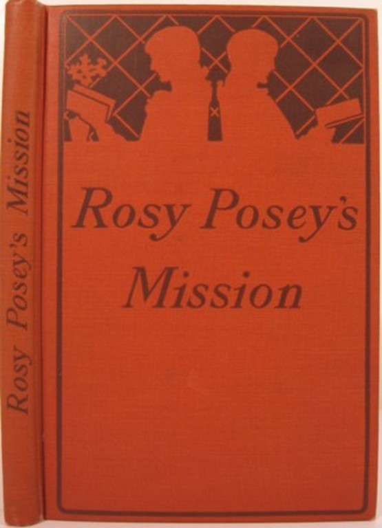 ROSY POSEY'S MISSION. Louise R. Baker.
