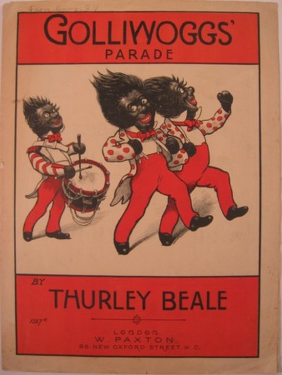 GOLLIWOGGS' PARADE. Thurley Beale.