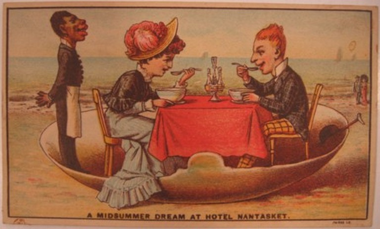 A MIDSUMMER DREAM AT HOTEL NANTASKET.