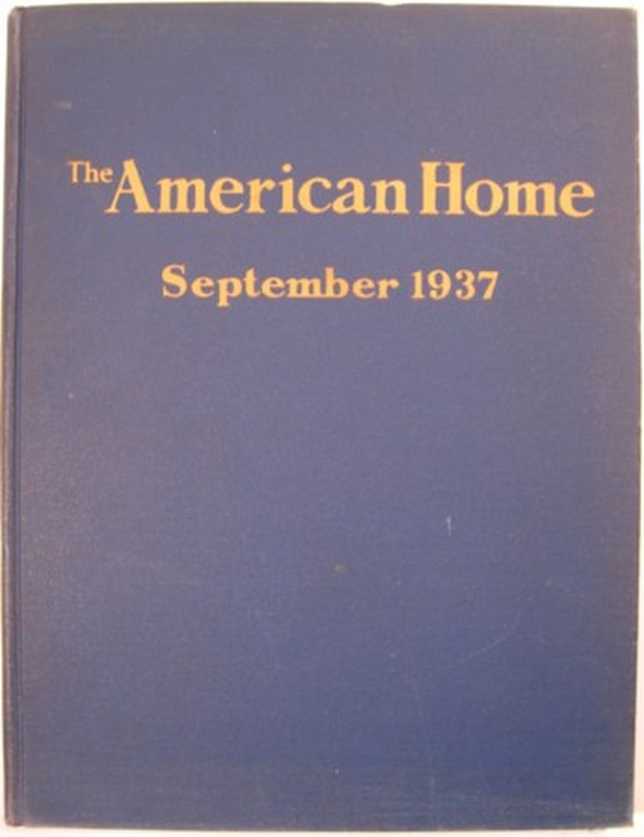 THE AMERICAN HOME.