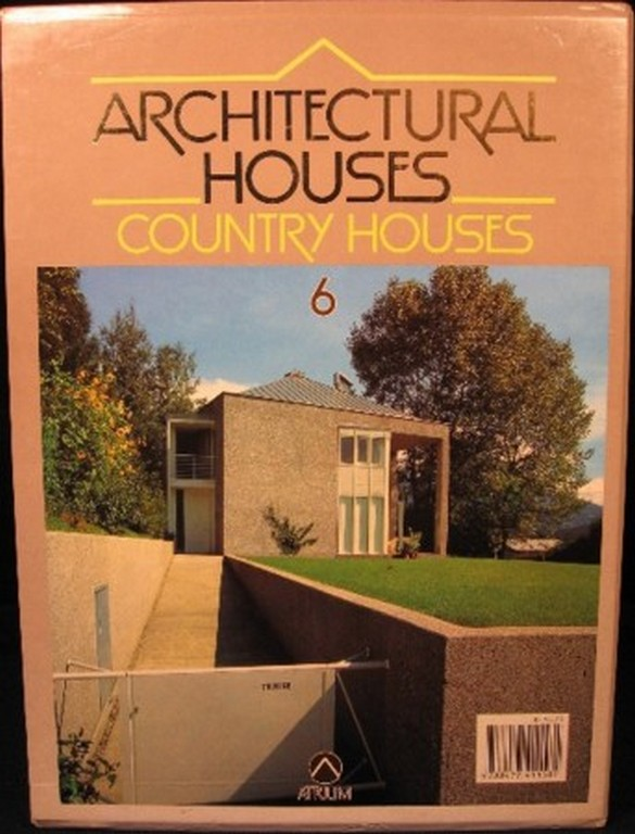 ARCHITECTURAL HOUSES: COUNTRY HOUSES 6.