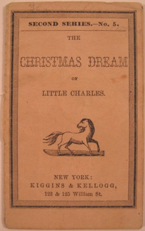 THE CHRISTMAS DREAM OF LITTLE CHARLES.