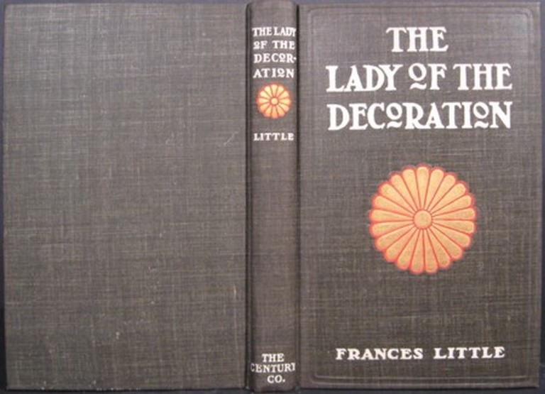 THE LADY OF THE DECORATION. Frances Little.