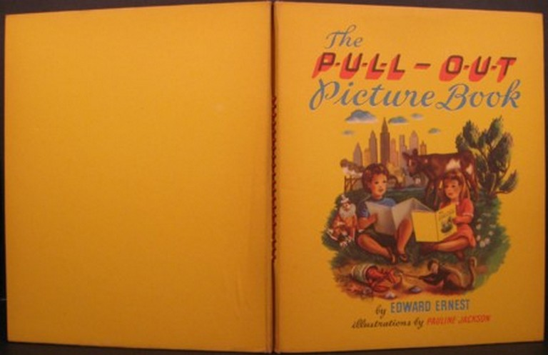 THE PULL OUT PICTURE BOOK. Edward Ernest.