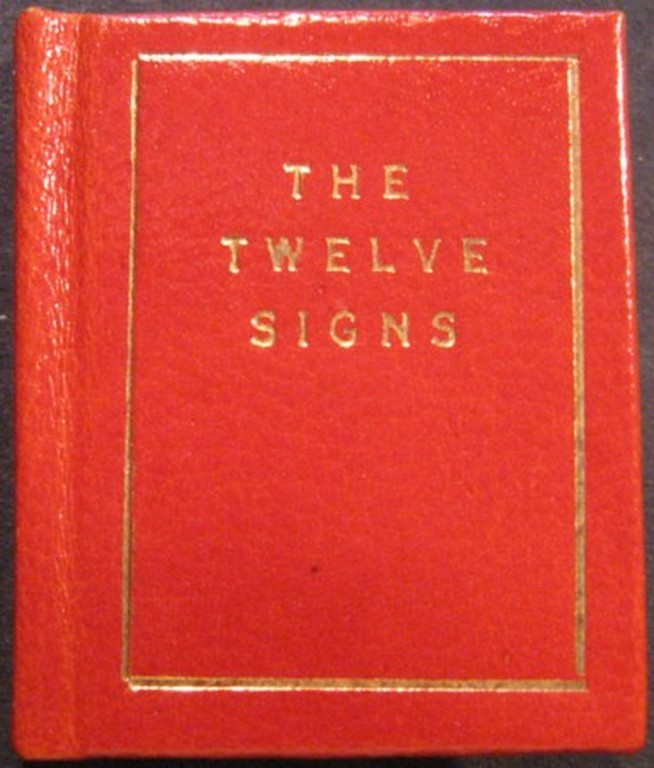 HOW A PERSON MAY KNOW UNDER WHICH OF THE TWELVE SIGNS THEY ARE BORN. Norman W. Forgue.