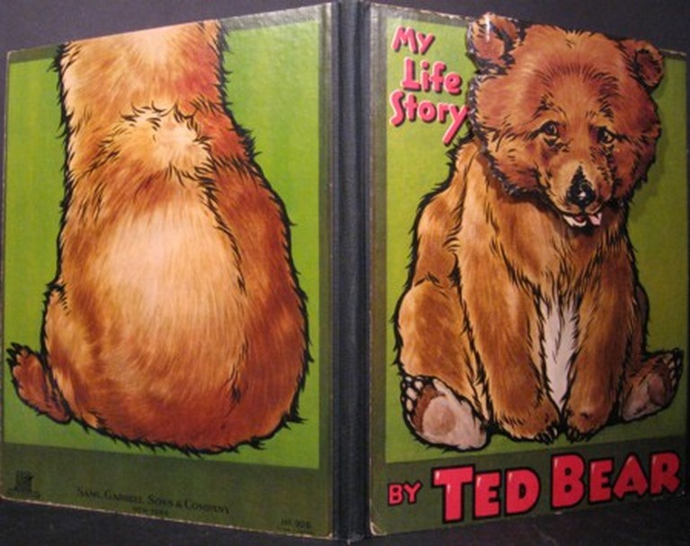 MY LIFE STORY. Ted Bear.