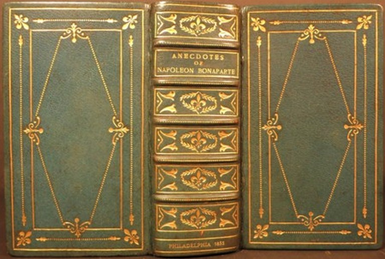 ANECDOTES OF NAPOLEON BONAPARTE AND HIS TIMES, COMPILED FROM EVERY AUTHENTIC SOURCE. A. Cunningham.