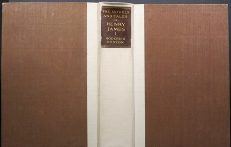 THE NOVELS AND TALES OF HENRY JAMES. Henry James.