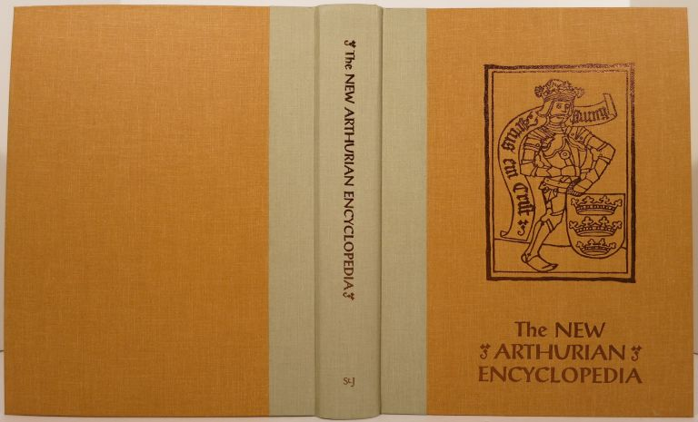 THE NEW ARTHURIAN ENCYCLOPEDIA. Norris J. Lacy, ed.