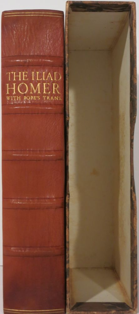 THE ILIAD. Homer.