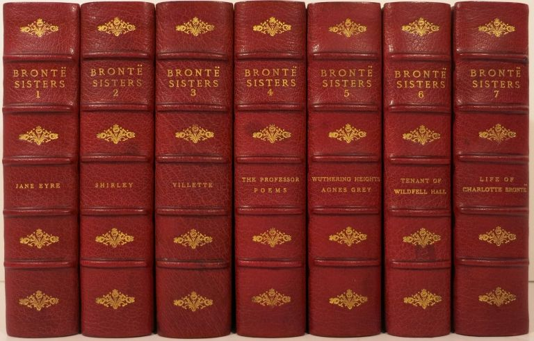 THE LIFE AND WORKS OF CHARLOTTE BRONTE AND HER SISTERS. Charlotte Bronte.