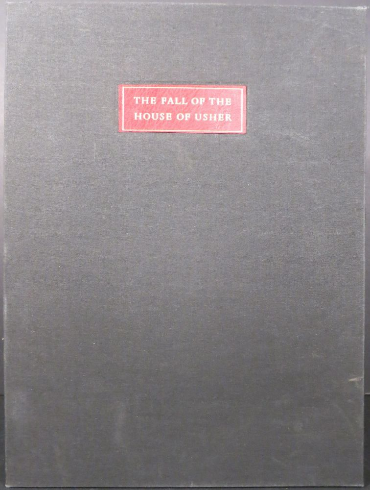 THE FALL OF THE HOUSE OF USHER. Edgar Poe.