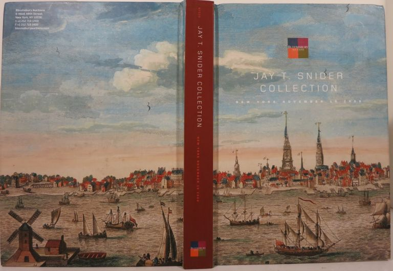 JAY T. SNIDER COLLECTION. Featuring the History of Philadelphia and Important Americana. Bloomsbury Auctions.