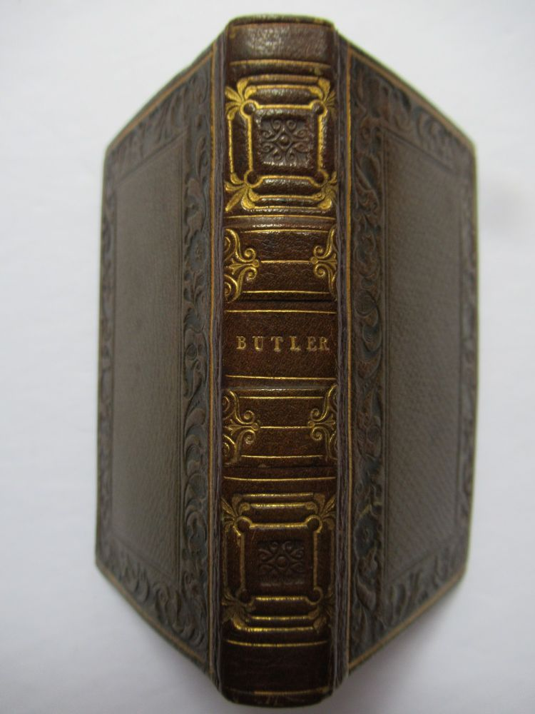 HUDIBRAS, A POEM... WITH A BIOGRAPHICAL SKETCH OF THE AUTHOR. Samuel Butler.