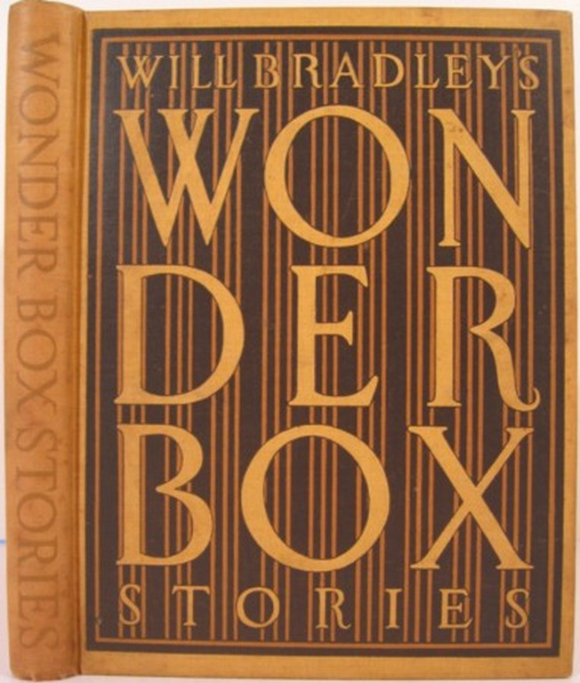 THE WONDERBOX STORIES. Will Bradley.