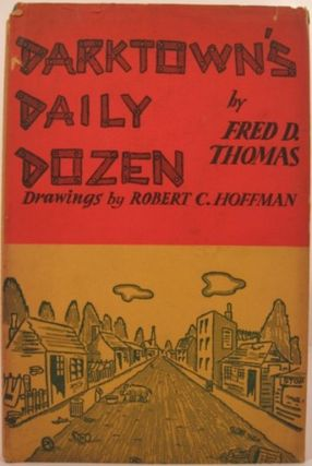 DARKTOWN'S DAILY DOZEN. Fred D. Thomas
