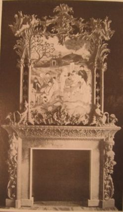 THE DECORATION AND FURNITURE OF ENGLISH MANSIONS DURING THE SEVENTEENTH & EIGHTEENTH CENTURIES.