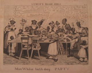 MISS WHITES BIRTH-DAY, PARTY