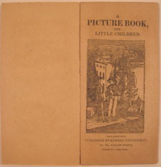 A PICTURE BOOK, FOR LITTLE CHILDREN