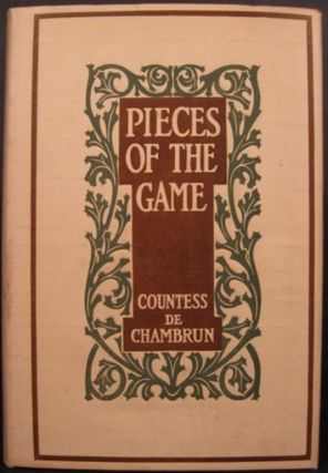 PIECES OF THE GAME: