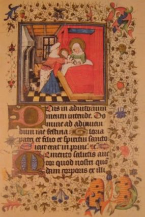 THE HOURS OF CATHERINE OF CLEVES.