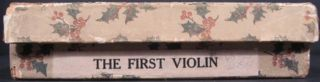 THE FIRST VIOLIN.