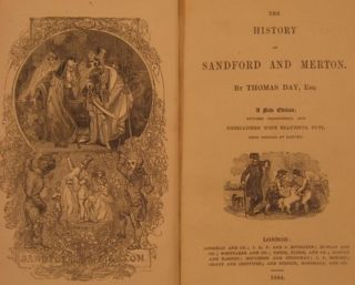THE HISTORY OF SANDFORD AND MERTON.