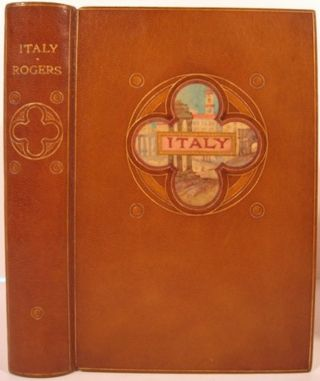 ITALY, A POEM [with] POEMS.