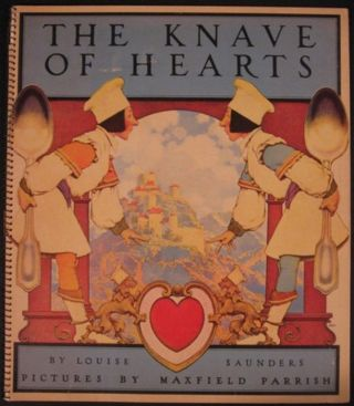 THE KNAVE OF HEARTS. Louise Saunders