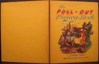 THE PULL OUT PICTURE BOOK. Edward Ernest