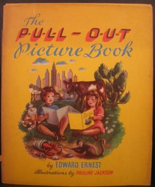 THE PULL OUT PICTURE BOOK.