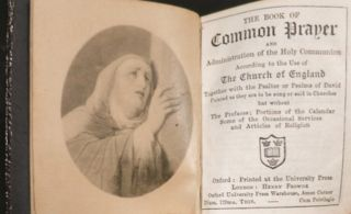 THE BOOK OF COMMON PRAYER, AND ADMINISTRATION OF THE HOLY COMMUNION...