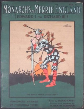 MONARCHS OF MERRIE ENGLAND:. Roland Carse