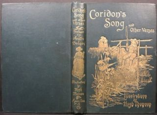 CORIDON'S SONG AND OTHER VERSES. Hugh Thomson, Austin Dobson, ed