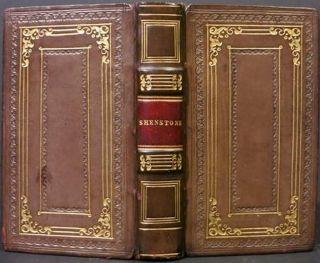 POETICAL WORKS OF WILLIAM SHENSTONE, WITH THE LIFE OF THE AUTHOR, AND A DESCRIPTION OF THE...