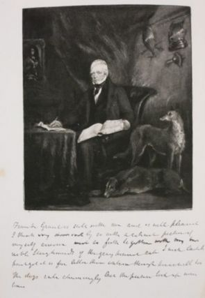 THE JOURNAL OF SIR WALTER SCOTT FROM THE ORIGINAL MANUSCRIPT AT ABBOTSFORD.