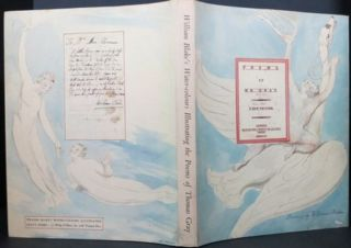 WILLIAM BLAKE'S WATER-COLOURS ILLUSTRATING THE POEMS OF THOMAS GRAY. William Blake