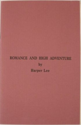 ROMANCE AND HIGH ADVENTURE.