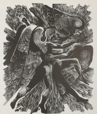 STORYTELLER WITHOUT WORDS, THE WOOD ENGRAVINGS OF LYND WARD.