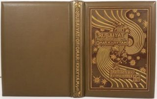 RUBAIYAT OF OMAR KHAYYAM THE ASTRONOMER-POET OF PERSIA.