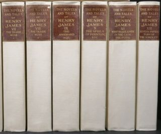 THE NOVELS AND TALES OF HENRY JAMES.