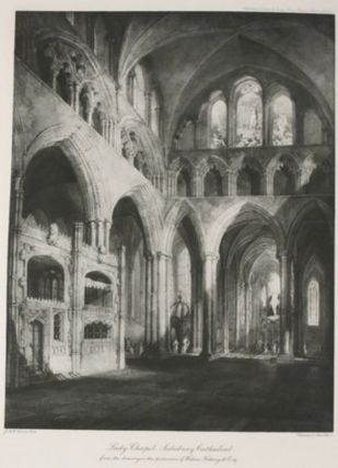 TURNER & RUSKIN. AN EXPOSITION OF THE WORKS OF TURNER FROM THE WRITINGS OF RUSKIN.