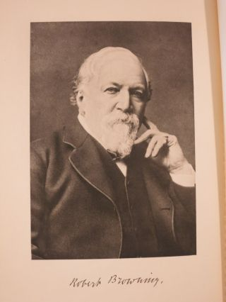 THE COMPLETE POETIC AND DRAMATIC WORKS OF ROBERT BROWNING.