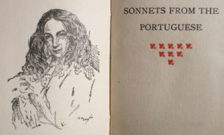 SONNETS FROM THE PORTUGUESE.