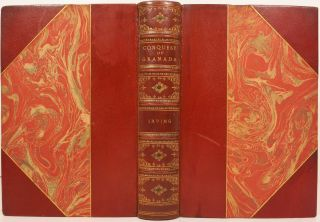 CHRONICLE OF THE CONQUEST OF GRANADA. Washington Irving.