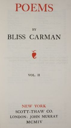 [Complete Collected] POEMS.