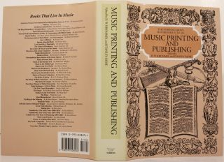 MUSIC PRINTING AND PUBLISHING.
