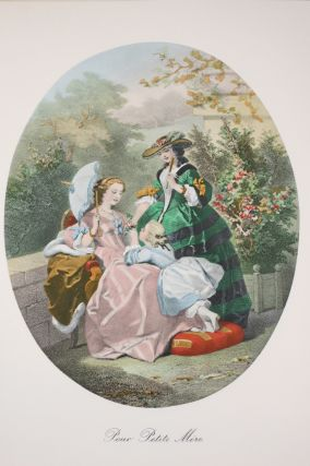 PARIS MIROIR DE LA MODE 1855-1867 by Francois Boucher.