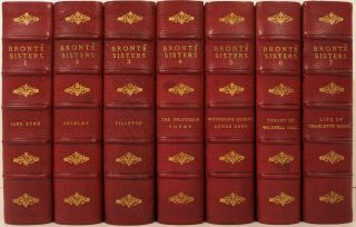 THE LIFE AND WORKS OF CHARLOTTE BRONTE AND HER SISTERS. Charlotte Bronte